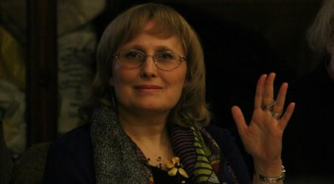 Выступление Екатерины Анатольевны Соборниковой на епархиальных Рождественских чтениях