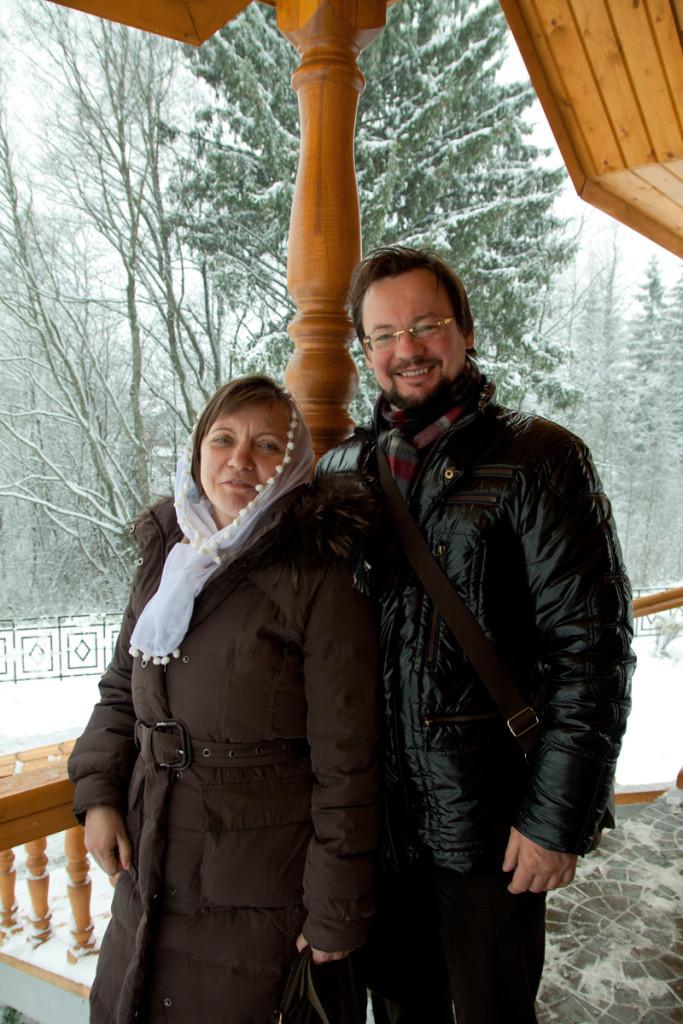 Дима с Леной
